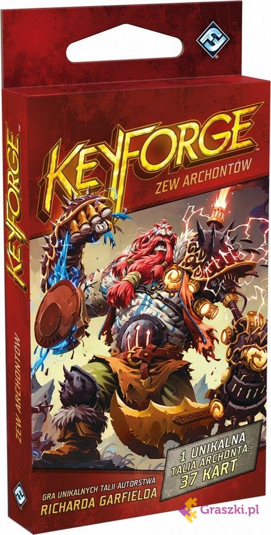 KeyForge: Zew Archontów - Talia Archonta | Rebel